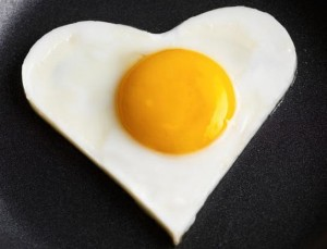 Graeme Jordan's Weightloss Program recommends eating Eggs